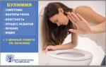 Нервная булимия + 3 ценных совета по лечению