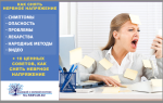 Как снять нервное напряжение? + 10 ценных советов.