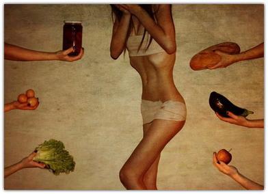 Причины нервной анорексии